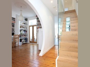 Gorgeous, spacious and friendly house with garden