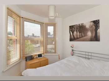 Lovely Double Room Available In 3 Bed Flat!