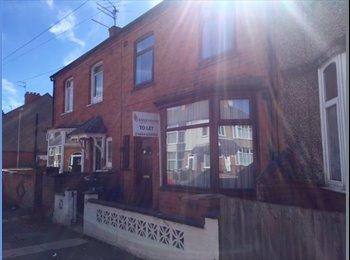 EasyRoommate UK - Double room to rent - Delapre Crescent Road, Northampton NN4, Far Cotton - £400 pcm