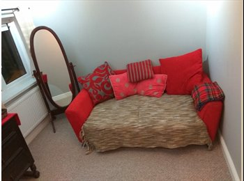 Two double rooms for rent