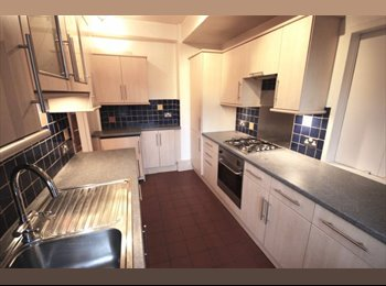 Spacious Double  furnished room to let in a modern house