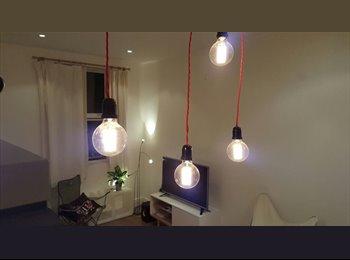 Smart pub conversion flat to share
