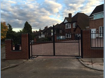Double Bedroom Sutton Coldfield Banners Gate - All bills...