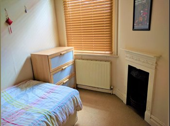 Spacious, Edwardian, garden, great location!  Single room.