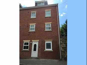 EasyRoommate UK - Modern town centre house with quality rooms to let, Barnsley - £411 pcm