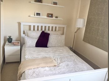 Bright and spacious double bedroom