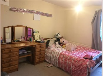 Large Double Bedroom available for a Nice woman or Couple