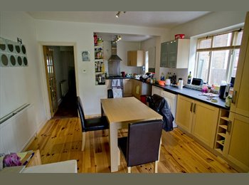 Room for rent in sociable young professional house share St...