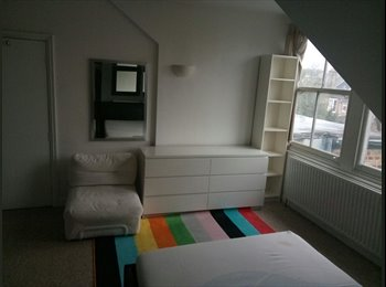 Large double Room for rent for £625pm