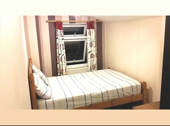 VEGETARIAN PEOPLE ONLY - DOUBLE ROOM TO RENT IN ILFORD -...