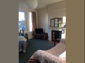 Double Room to rent in Large Duplex flat