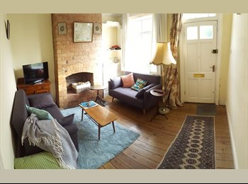 Homely and comfortable houseshare