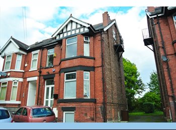 EasyRoommate UK - Spacious double room available - bills included, Fallowfield - £480 pcm