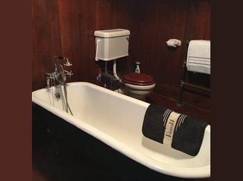 EasyRoommate UK - Top floor of large terrace - lounge, bedroom and bathroon, Carmarthen - £500 pcm