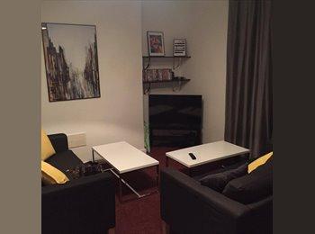 1 Bedroom Modern & Fully Furnished Basement Flat