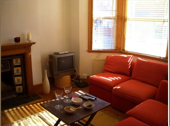 cosy spacious and bright room in large classic Victorian...