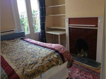 Dbl room in house w/ garden 5 mins from Turnpike Lane