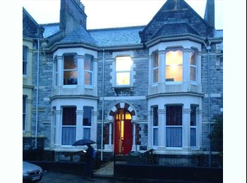 EasyRoommate UK - Large 4 bed flat, Plymouth - £398 pcm
