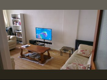 Big Double Room, massive apartment.