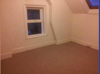 Large loft room available