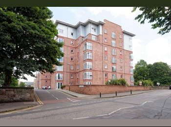EasyRoommate UK - Fantastic City Centre Double room (for short term), Warriston - £550 pcm
