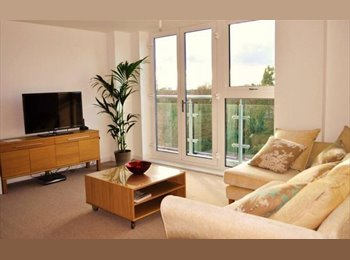 EasyRoommate UK - Luxury modern flat- 1min from Ealing Common station, Acton - £850 pcm