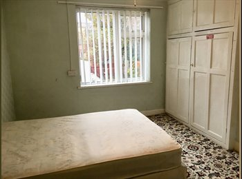 2 double rooms available, close to cardiff bay / city...