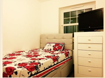 Room in centre/east end flat for those in need.
