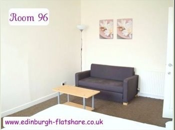 EasyRoommate UK - R96 - Fantastic Double Room - ALL BILLS INCLUDED IN MONTHLY RENT, Trinity - £450 pcm