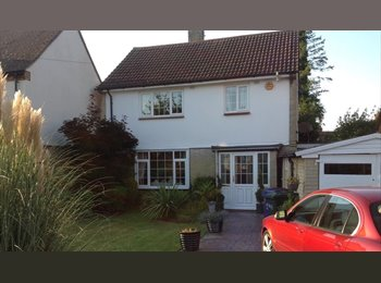 Lovely large  double bedroom in very nice home 5mins from...