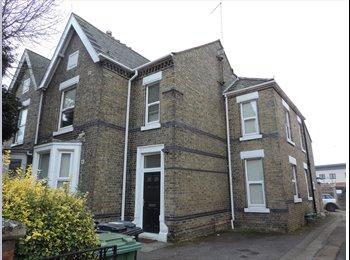 Double en suite room to rent in West Town, Peterborough,...