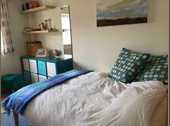 Lovely large bright room in peaceful, safe area