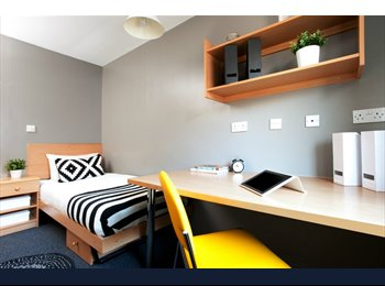 EasyRoommate UK - Devonshire Courtyard, en suite, single room, Sheffield - £101 pcm