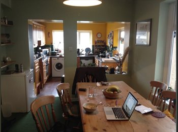 Double room available in friendly house for post grad...