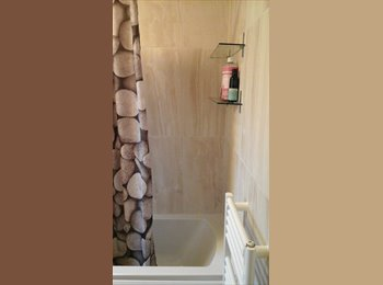 EasyRoommate UK - Gorgeous Newly decorated double with large ensuite and wall mounted TV, Cheltenham - £535 pcm