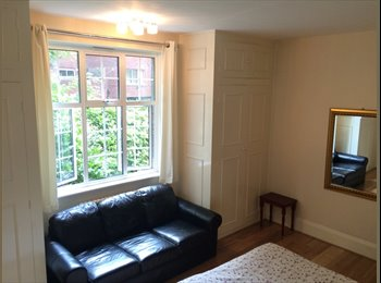 Spacious double room in Kensigton (Olympia)