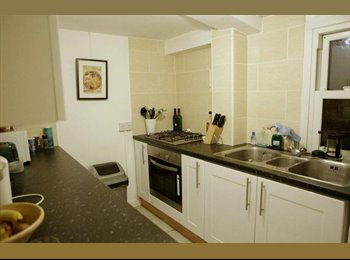 Double bedroom available in cost garden flat