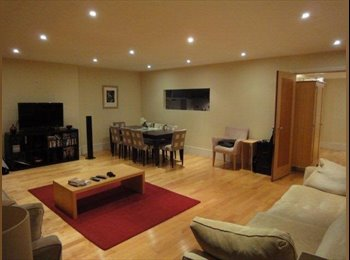 Double bedroom in amazing apartment next to Hyde Park