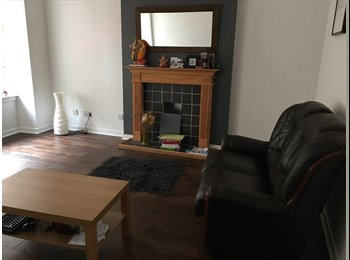 EasyRoommate UK - Double Room to share in 2 bedroom flat in West End, Anderston - £450 pcm