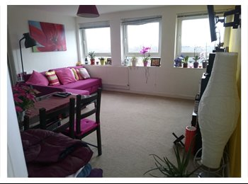 High rise Double Room For Rent- With London Eye View