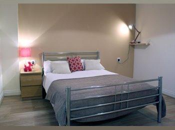 Ensuite room in smart modern house