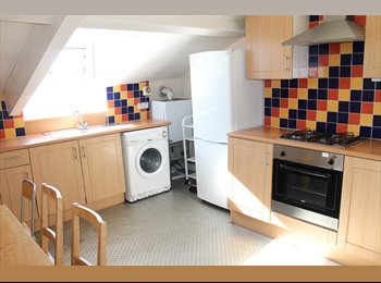 3 Rooms to rent in City Centre behind the Robisons Library...