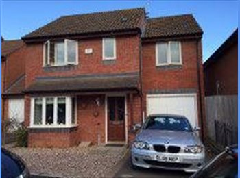 Small double room - in well kept detached house