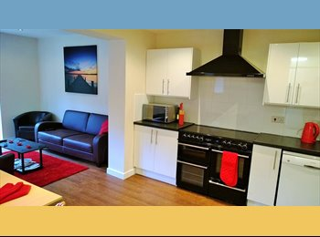 DOUBLE ROOM IN SPACIOUS, MODERN TOWNHOUSE