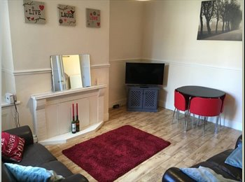 EasyRoommate UK - 2 rooms available in recently refurbished house £360pcm inc all bills, Carlisle - £360 pcm
