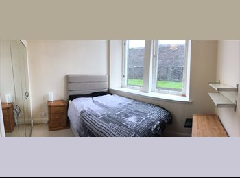 Room Available In Modern Furnished Flat