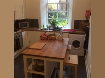 Short term let for Professional in beautiful West End Flat