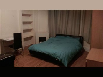 Spacious double bed room  Spacious and Furnished Bedroom...
