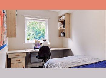 Student Accommodation available,  Ensuite room at Union...