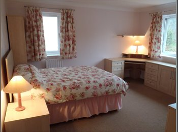 Beautiful large, double room with en suite